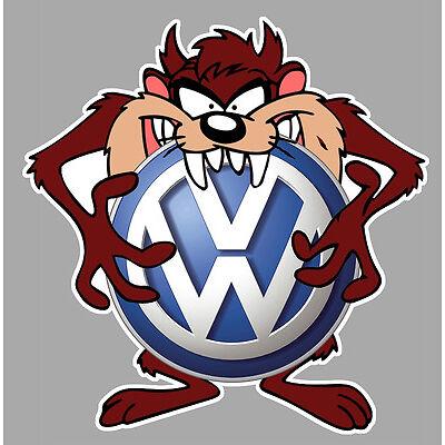 VW VOLKSWAGEN TAZ Sticker  °
