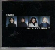 (AX711) Rosita, Santa Poca's Dream EP - 2000 CD