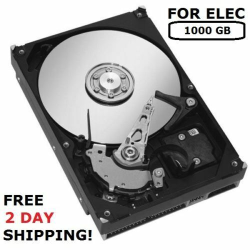 NEW 1000GB Hard Drive Internal SATA 3.5 FOR ELEC DVR FREE SHIPPING 1TB