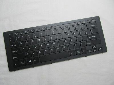 New SONY SVF15N SVF15 SVF15N17CXB SVF15N1C5E Series US Keyboard Backlit Black
