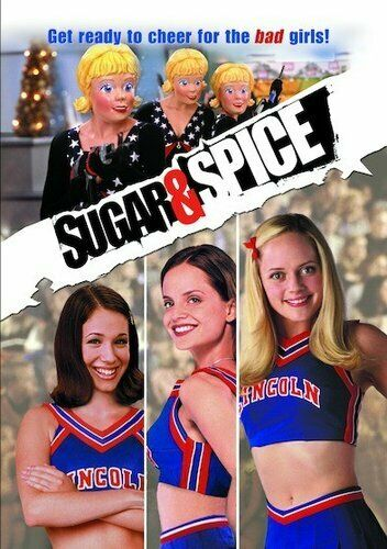 Sugar and Spice DVD NEW
