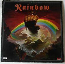 Rainbow - Rainbow Rising Gatefold Vinyl LP - Polydor records