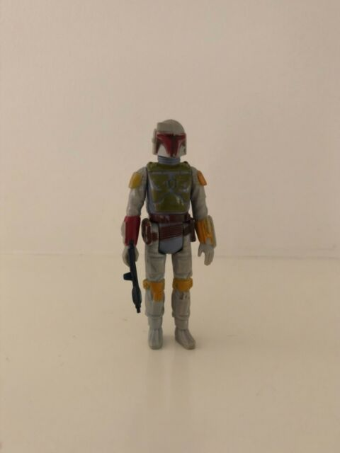 1979 Boba Fett STAR WARS Vintage Original 100/% Complete NICE Color