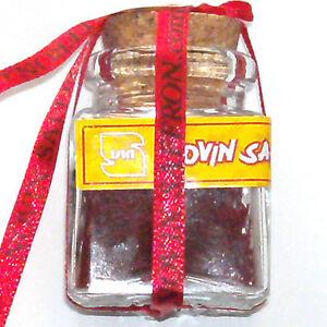 """Clever Safran Fäden 2x2g In Glas Saffron Filament 4gr """"aa"""" Neu & Ovp Backöfen"""