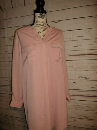 Dusty Rose Dress Small