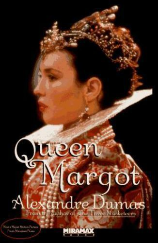 Queen Margot or Marguerite De Valois (Miramax Book)-ExLibrary