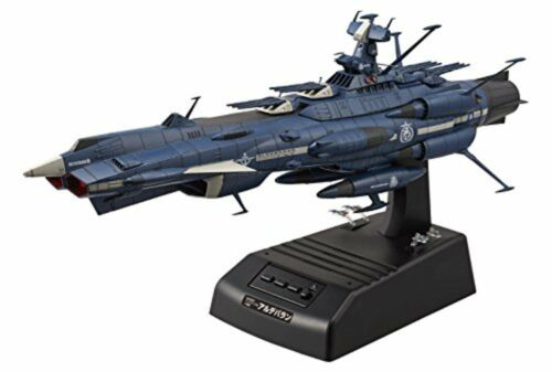 Space Battleship Yamato 2202 1//1000 Aldebaran Movie Effect Ver F//S w//Tracking#