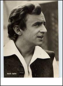 DDR-Starfoto-Fernsehen-Film-Schauspieler-Actor-1969-Portraet-AK-Istvan-Iglodi