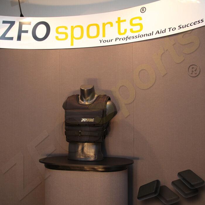 Zfo Sports ® - 60lbs (estilo corto) Peso Chaleco ponderada   Nuevo   Consulte Nuestros Comentarios