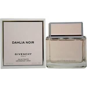 Givenchy-Dahlia-Noir-EDT-75ml-2-5oz-Eau-de-Toilette-100-Original-New-Sealed