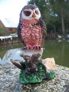 Mo0524 Figurine Statuette Statue Chouette Hibou Grand Duc Rapace Mzbn3d1d-07222919-386380205