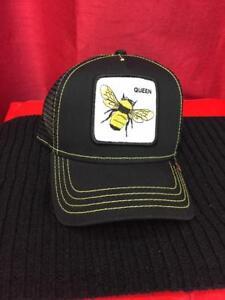 Goorin Brothers Trucker Hat snapback 101-0245 Queen Bee  35.00 FREE ... 6e3940d3449