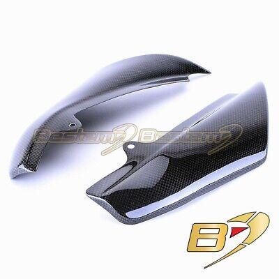 2017+ KTM 1290 Super Duke Carbon Fibre Exhaust Heat Shield Cover