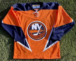 New-York-Islanders-2002-7-Third-3rd-Alternate-Hockey-Jersey-Large-Koho-Vintage