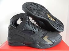 26f4ce7bc69576 item 4 NIKE AIR FLIGHT HUARACHE PREMIUM QS TRASH TALK BLACK SZ 9   686203-002  -NIKE AIR FLIGHT HUARACHE PREMIUM QS TRASH TALK BLACK SZ 9   686203-002