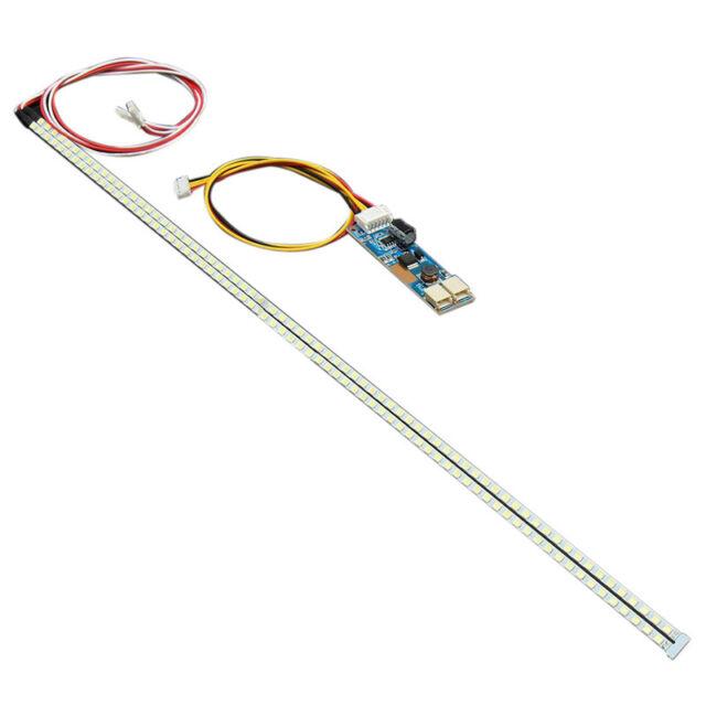 385mm LED Backlight Strip Kit CCFL LCD Screen to LED Monitor DC 10-30V P1E7