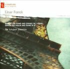 C'sar Franck: Quintet for Piano and Strings in F minor; Sonata for Violin and Piano in A (CD, Feb-2010, Champs Hill Records)