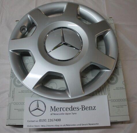 Genuine Mercedes-Benz W169 a-Classe X1 Centre Hub Cap//enjoliveur de roue A1694000925