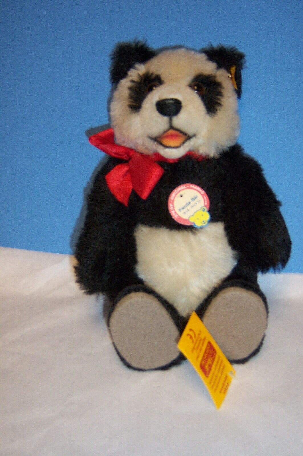 Steiff  Panda 1938 Replica Mint with Tags