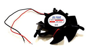 Fisher paykel replacement fridge 12v dc small size fan for Small dc fan motor