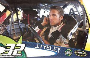 Sports Mem, Cards & Fan Shop Fan Apparel & Souvenirs 2014 Travis Kvapil Go Green Racing #32 Nascar Sprint Postcard Blank Back