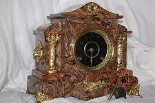 SETH THOMAS Mantel Antique Clock c/1893 L-December-No 785 CLOCK AFTER RENOVATION