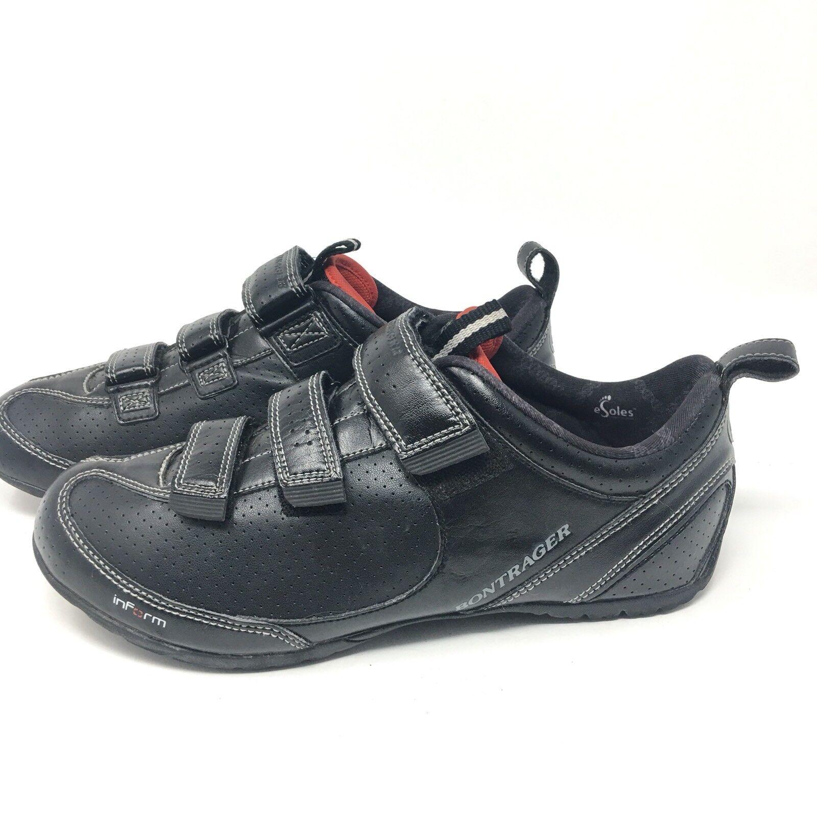 Bontrager informare gli gli gli uomini in moto con le scarpe taglia 10 w / docup nero mountain d30080
