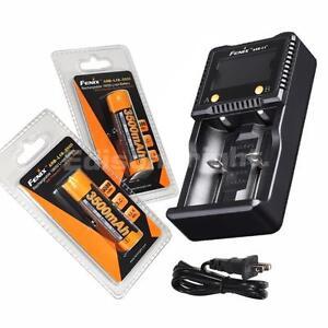 Fenix-ARE-C1-Plus-dual-channel-smart-battery-charger-w-2-X-ARB-L18-3500-18650