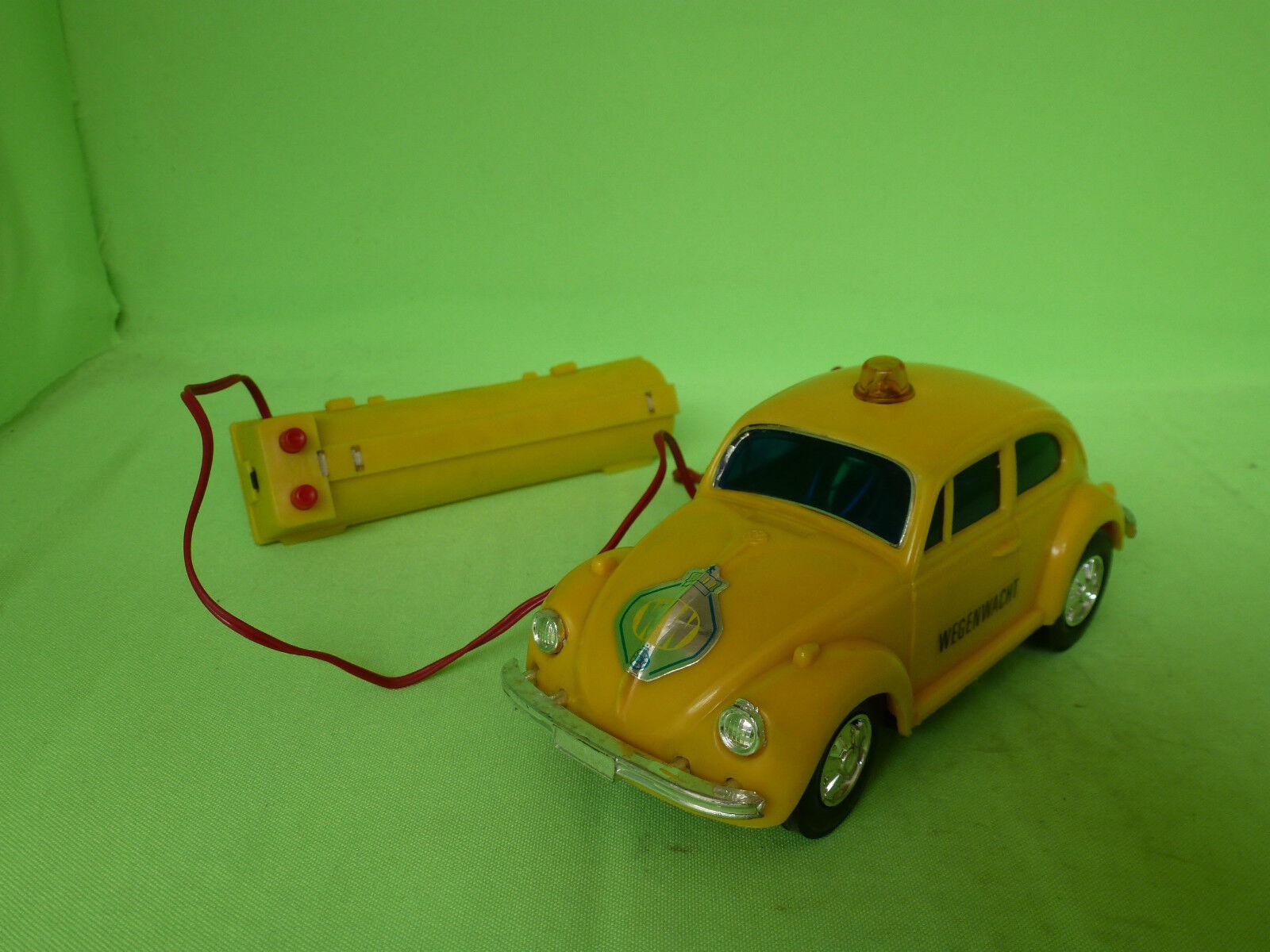 MADE IN JAPAN BEETLE  VW VOLKSWAGEN  1 24  ANWB  WEGENWACHT  PLASTIK
