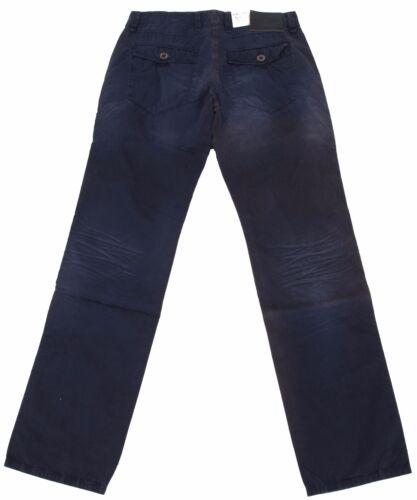Chino Regular Herren Pantaloni da Vintage Jeans Rocky Hose Fit Worker uomo Mac W33 L34 PCUIqt