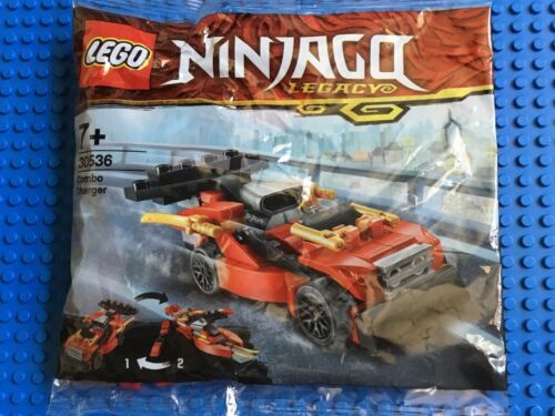 BRAND NEW NINJAGO LEGO SET 30536 - COMBO CHARGER