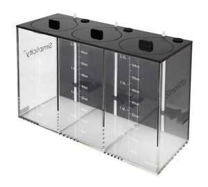 """11.8"""" X 4.8"""" X 7.8"""" 6l Total Extremely Efficient In Preserving Heat Genteel Simplicity 3 X 2l Dosing Container"""