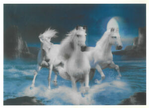 horse-fantastic-view-3D-Lenticular-Holographic-Stereoscopic-Picture-Wall-Art