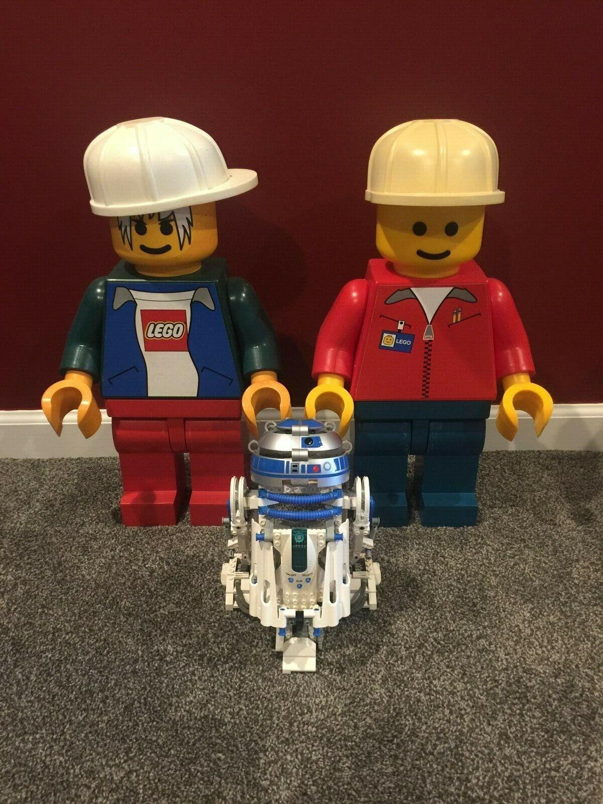 Lego Droid DevelopSiet Kit - 9748 - Retirot