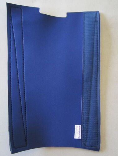 Horse Tail wrap Neoprene Easy Tail Protection Choose your size NAVY BLUE