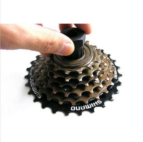 Bike Bicycle Cassette Flywheel Freewheel Lockring Remover Removal Repair Tool TO