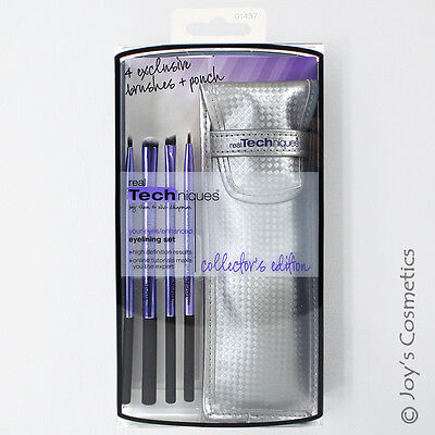 "1 REAL TECHNIQUES Collector's Edition Eyelining Set ""RT-1437""  *Joy's cosmetics*"