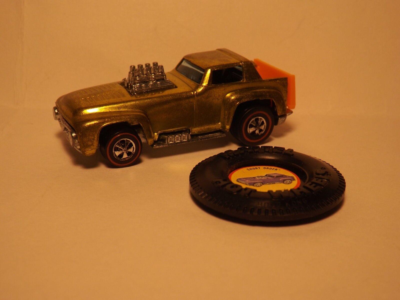 Hot wheels rot line  schnellimbiss  in gelb besitzer nicht spielen