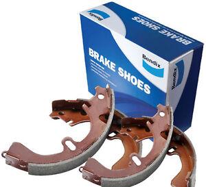 BENDIX REAR Brake Shoes NISSAN NAVARA D40 2005-current BS5021 - 294mm only