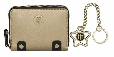 Adattabile Tommy Hilfiger Zip Around Wallet & Keyfob