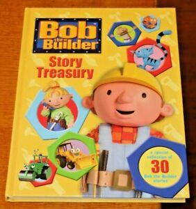 Bob-The-Builder-Story-Treasury-30-Stories-Hardback-Book-A1-Condition