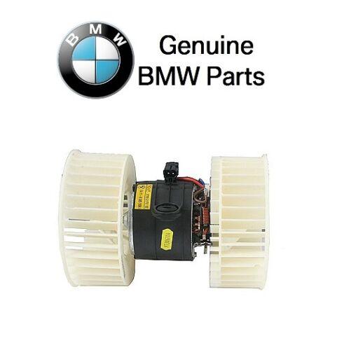 NEW For BMW E39 525i 528i 530i 540i M5 E53 X5 Blower Motor Assembly Genuine