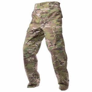 Tru-Spec-Tactical-BDU-Hosen-Militaer-Combat-Army-Wandern-MultiCam