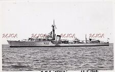 "Original Photograph Royal Navy. HMS ""Venus"" V class Destroyer. Malta. 1948"