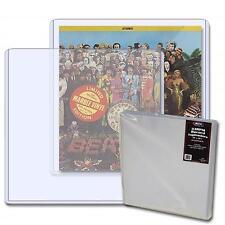1 case (50) BCW Record Album Topload Holder - 13 3/4 X 13 1/4