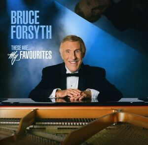 These-Are-My-Favourites-Bruce-Forsyth-2011-CD-NUOVO