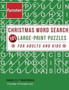 Funster-Christmas-Word-Search-101-Large-Print-Puzzles-for-Adults-and-Kids