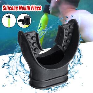 Tauchen Mundstück Silikon Ersatz Mundstücke für Atemregler Schnorcheln 7#