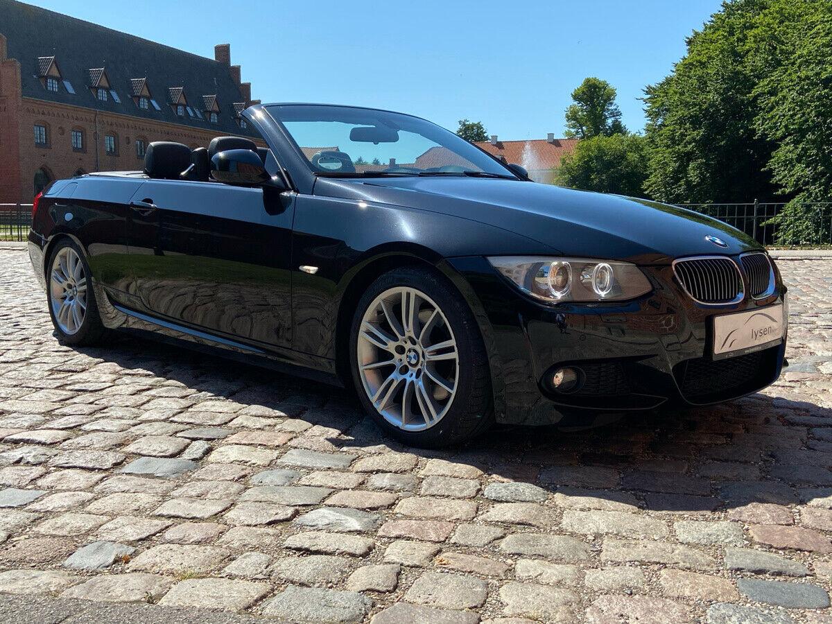 BMW 330i 3,0 Cabriolet 2d