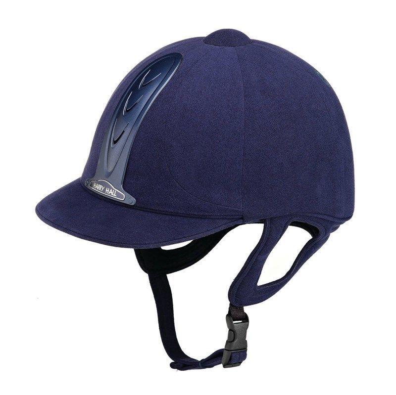 NUOVO PAS015 Steard  Harry Htutti  Navy Junior Cappello da equitazione legenda CASCO 6 7 8 56 cm